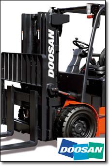 Doosan Forklifts San Diego, San Diego Doosan forklift
