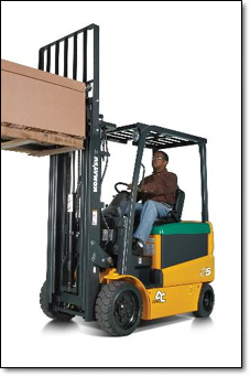 Foklift service San Diego, Customer testimonials