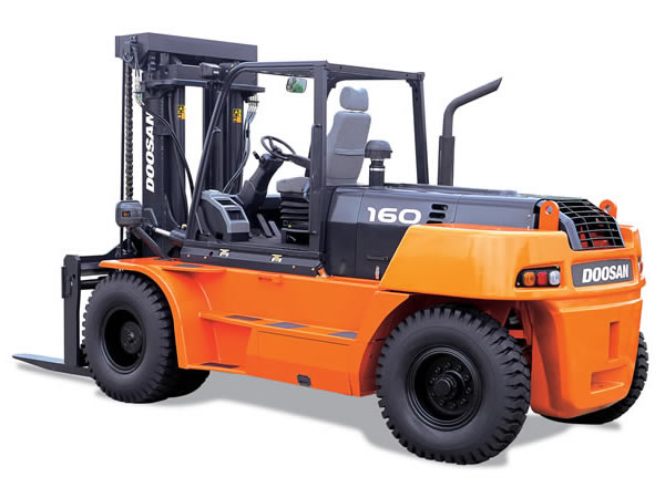 Doosan Forklift 25,000 - 36,000 lb Internal Combustion Pneumatic Series