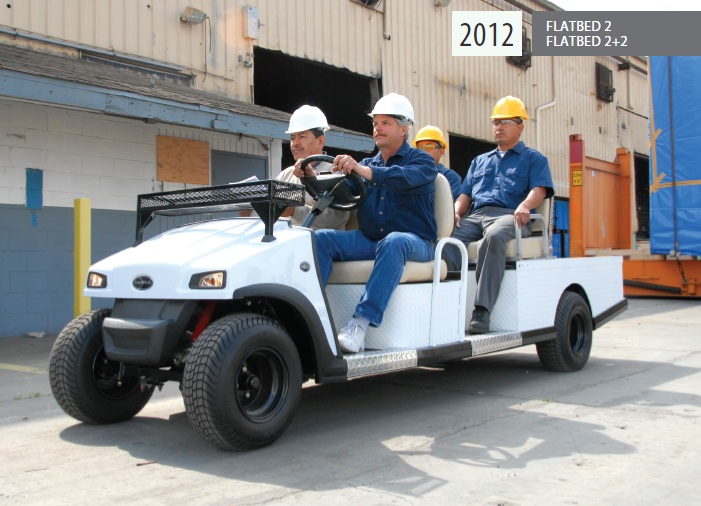 Hoss Utility Vehicles Of San Diego Quality Lift Trucks