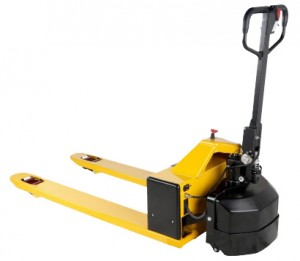 mobile big-3 self-propelled pallet truck eset-22