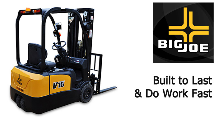 Big Joe forklift equipment
